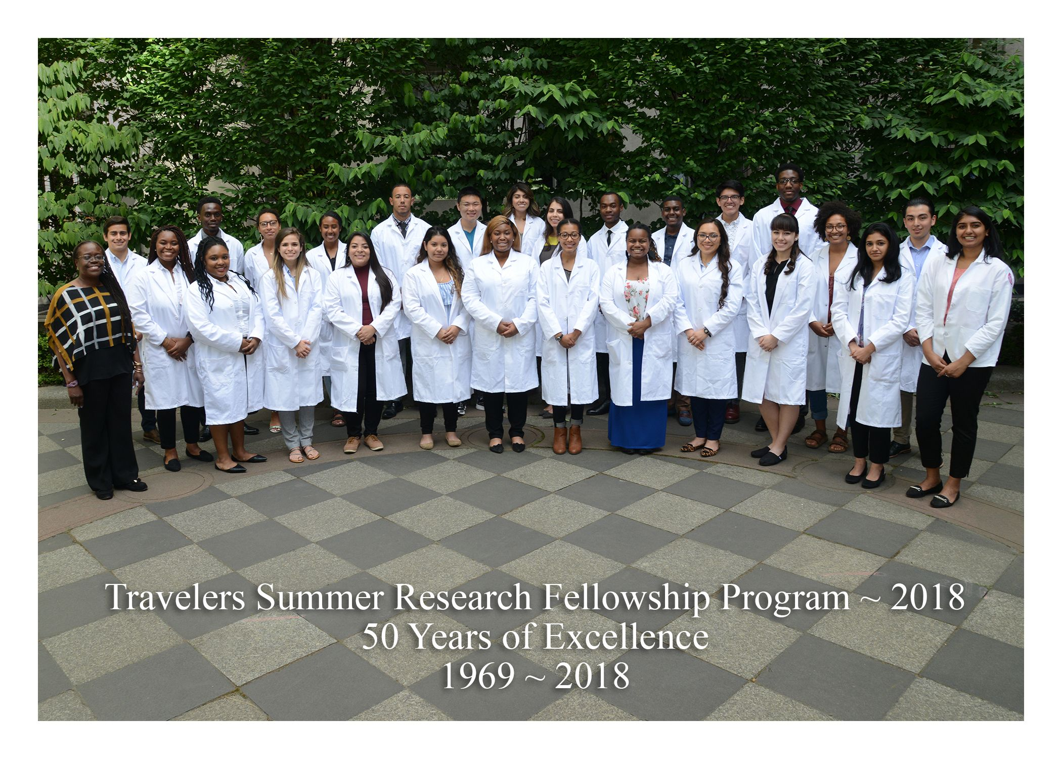Travelers Summer Research Fellowship Program | Medical College